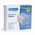 Rapesco 923/23 nieten voor blokhechter verzinkt 1000 stuks