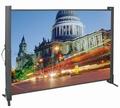 Medium Tafel Projectiescherm 600x450 mm
