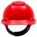 3M veiligheidshelm voor industrie H700 rood 54-62cm