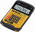 Casio WD-320 MT Bureau - rekenmachine gl/zw patwaterdicht