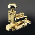 EL Casco M5 L  luxe nietmachine klein 23 krt Gold plated