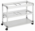 Durable hangmappenboy System File Trolley 200 Multi Duo