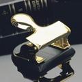 EL Casco M200 LN  luxe perforator Zwart / 23 krt Gold plated