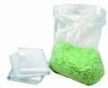 Plastic zakken 230 liter verpakt per 25 zakken