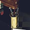 EL Casco M651 L luxe pennenbeker 23 krt Gold plated