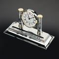 EL Casco M662 CT luxe bureauklok Chroom