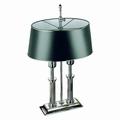 EL Casco M665 CT luxe bureaulamp Chroom