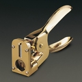 EL Casco M765 L luxe sigarenknipper Gold plated