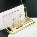 EL Casco M672 L luxe brievenstandaard Gold plated