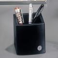 El Casco M711 Tijdgeest Kalfsleder luxe pennenbeker Zwart