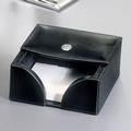 El Casco M712 Tijdgeest Kalfsleder luxe memoblokhouder Zwart