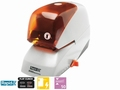 Nietmachine Elektrisch Rapid 5050E 50 vel oranje/zilver