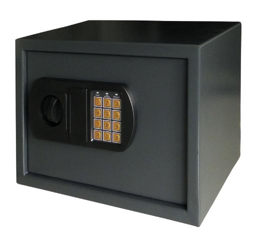 Kluis / Safe 350x250x250 mm met electronisch cijferslot