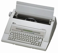 Electronische schrijfmachine Twen 180 DS Plus (DE)