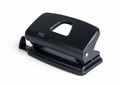 Perforator 2-gaats 10 vel zwart met lock