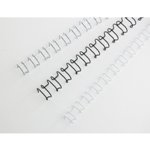 Draadkammen metaal (US) 21-rings